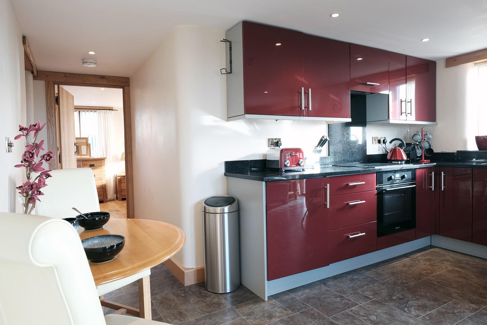 Steel Grey Granite - Kitchen by RGB Holsworthy