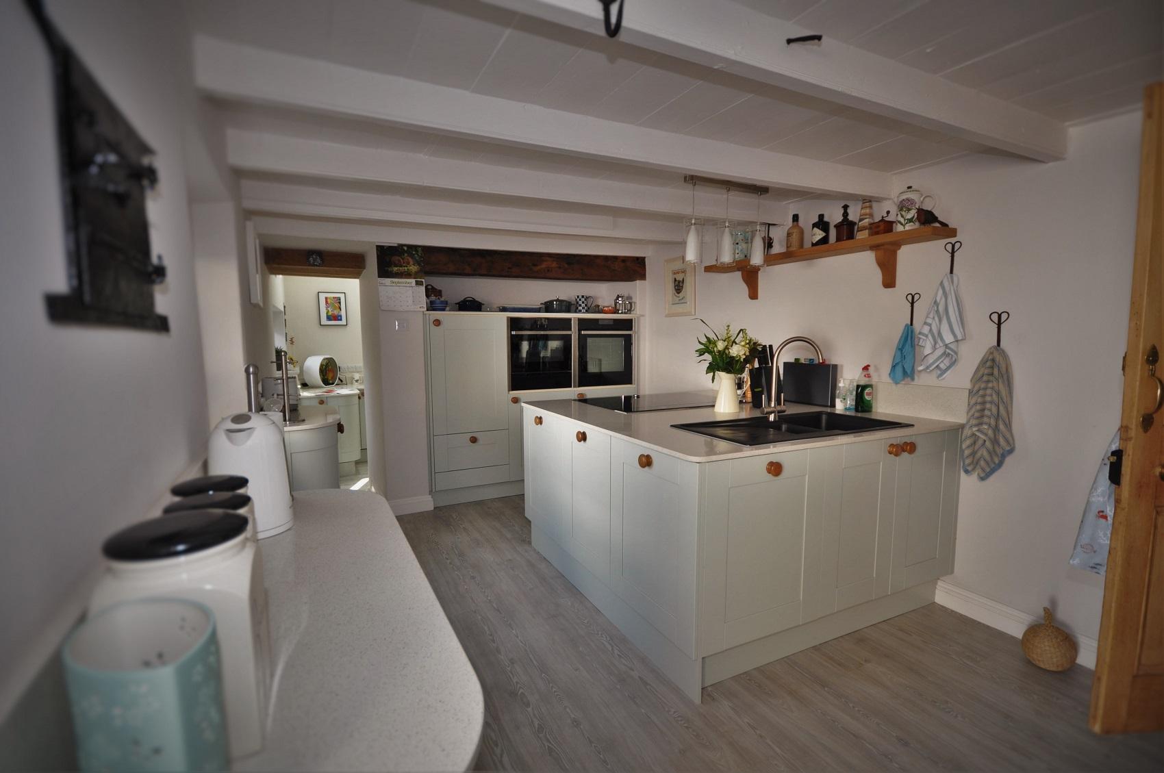 Kitchen by Cornwall Kitchen Studio