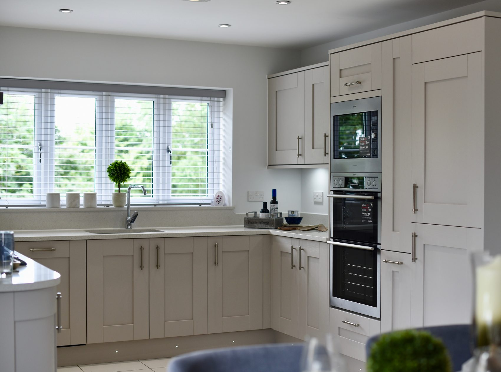 QF MA White - Kitchen By Ellis Furniture