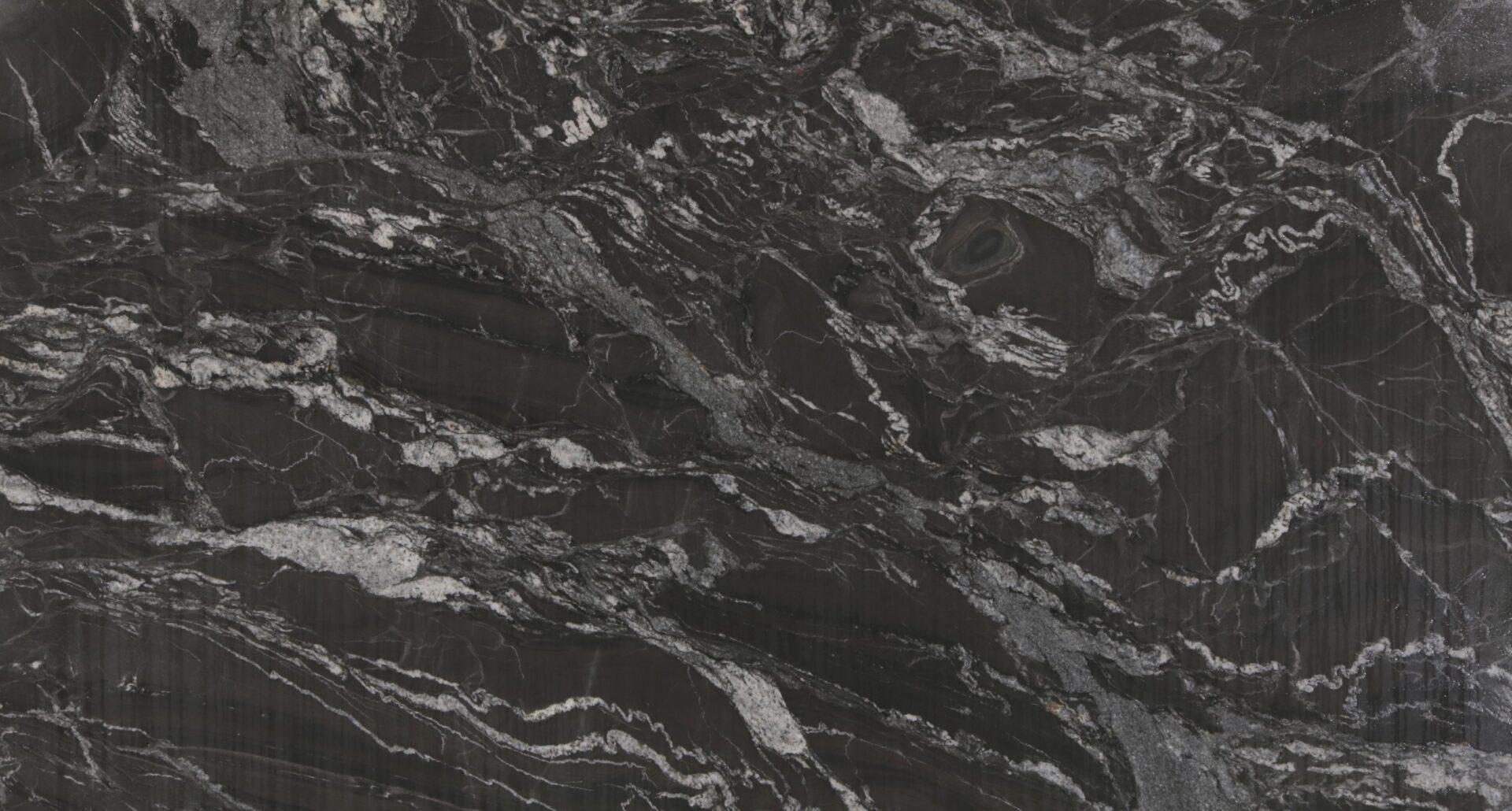 Forest Black Steve Bristow Stone Masonry Quartz